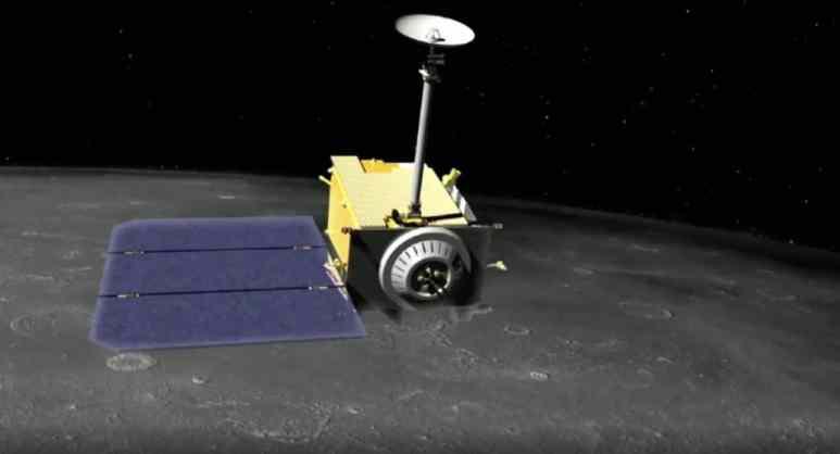 NASA sent up the Lunar Reconnaissance Orbiter in 2009