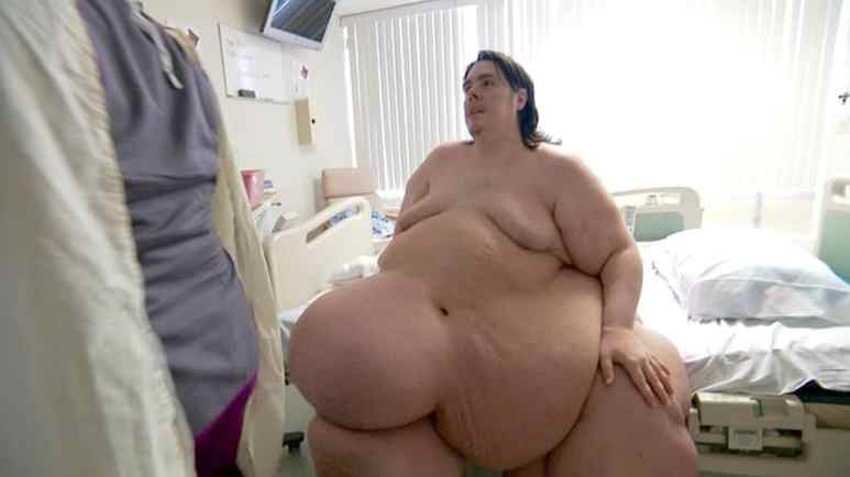 Steven Assanti in footage from tonight's My 600-lb Life episode on TLC