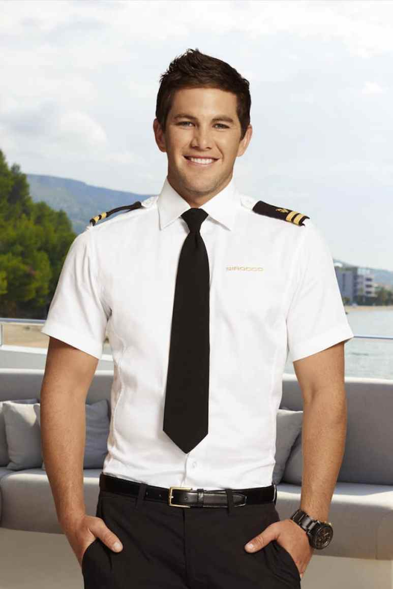 Wesley on Below Deck Mediterranean
