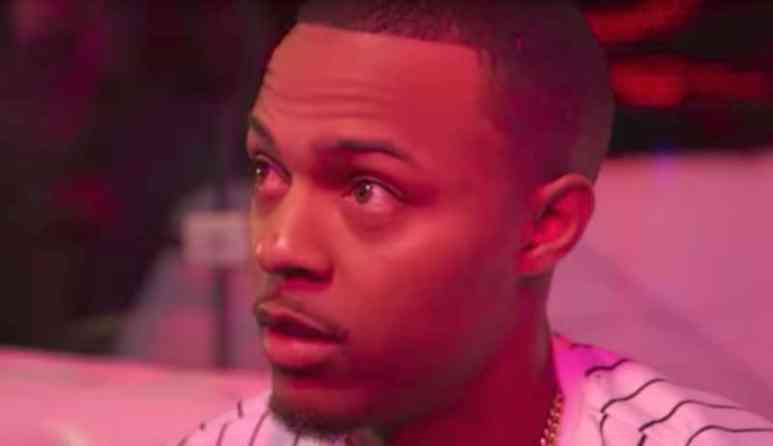 Close-up of Bow Wow's face inside a nightclub on Growing Up Hop Hop: Atlanta