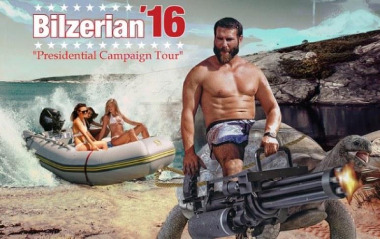 The Filthy Rich Guide features playboy poker player Dan Bilzerian