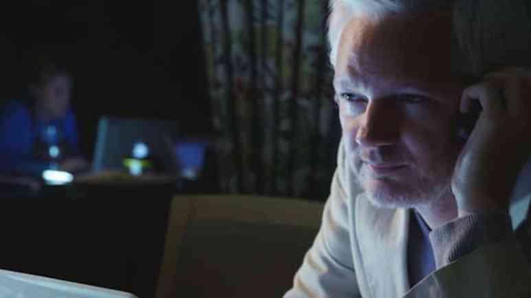 Julian Assange in Risk