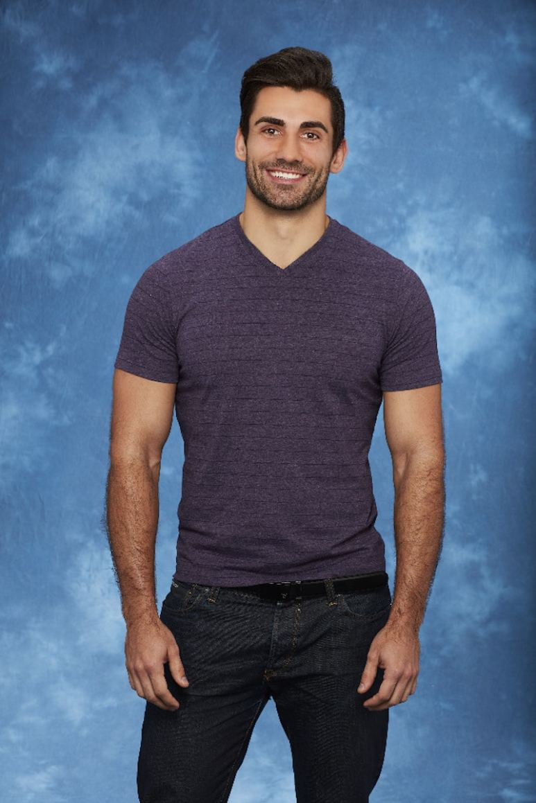 Alex from The Bachelorette
