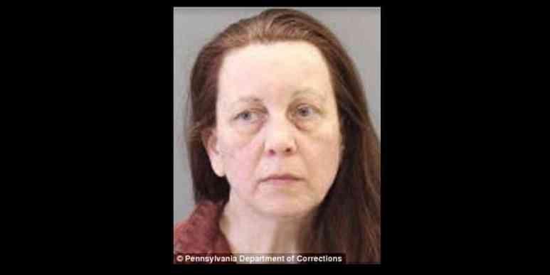 Joann Curley in prison