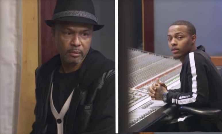 Alfonso Moss and Bow Wow as they meet on Growing Up Hip Hop Atlanta