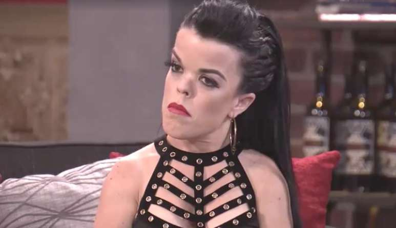 Briana Renee on the Little Women: LA reunion