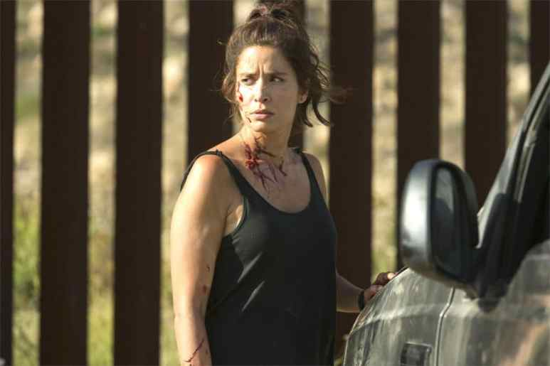 Mercedes Mason as Ofelia Salazar in Fear the Walking Dead