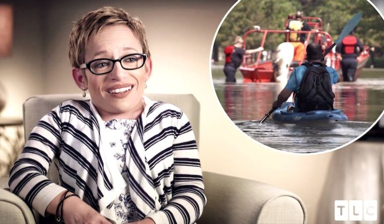 The Little Couple star Jen Arnold and flooding after Hurricane Harvey