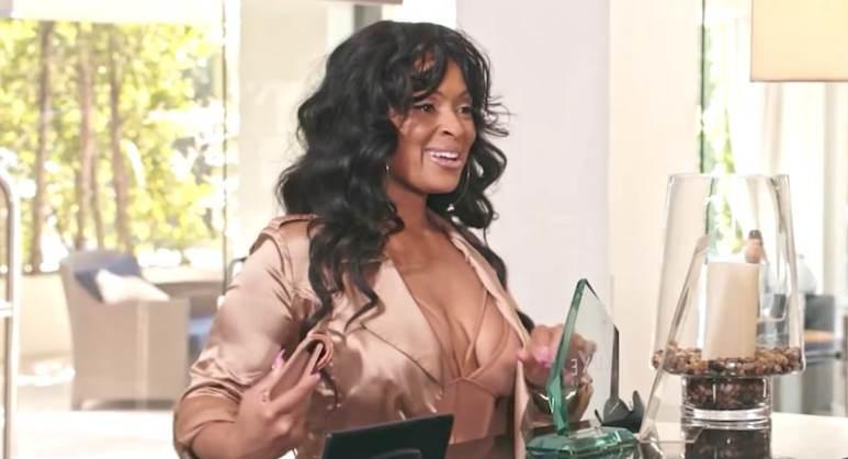 Tiffany Foxx on Million Dollar Matchmaker