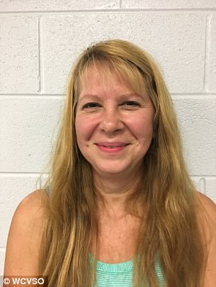 Sheila Keen arrested