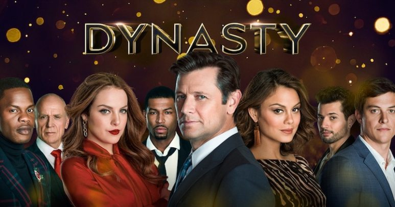 Dynasty cast picture
