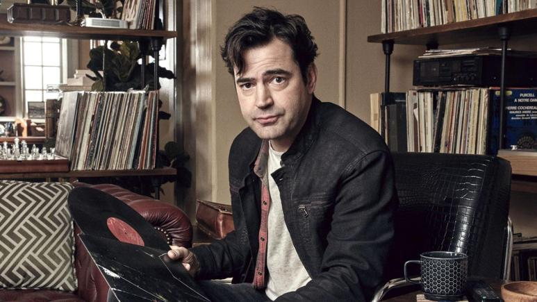 Ron Livingston plays Sam Loudermilk in Loudermilk