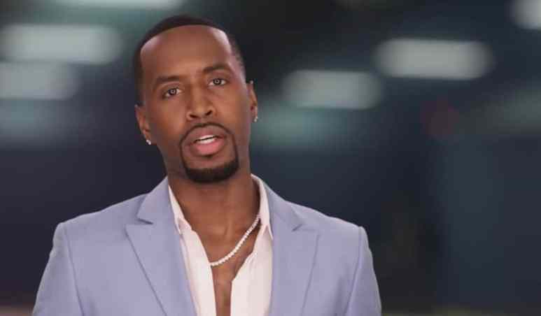 Safaree Samuels on Love & Hip Hop Hollywood