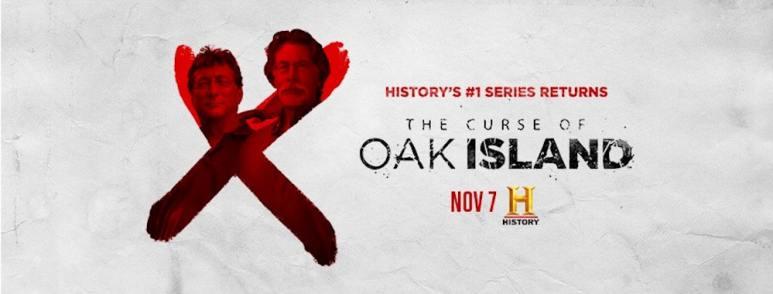 The Curse of Oak Island Season 5 artwork