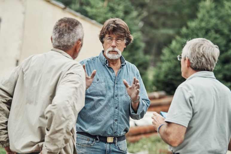 Rick speaks to Dan Henskee and Craig Tester on on The Curse of Oak Island Season 5
