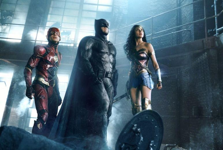 Half the Justice League