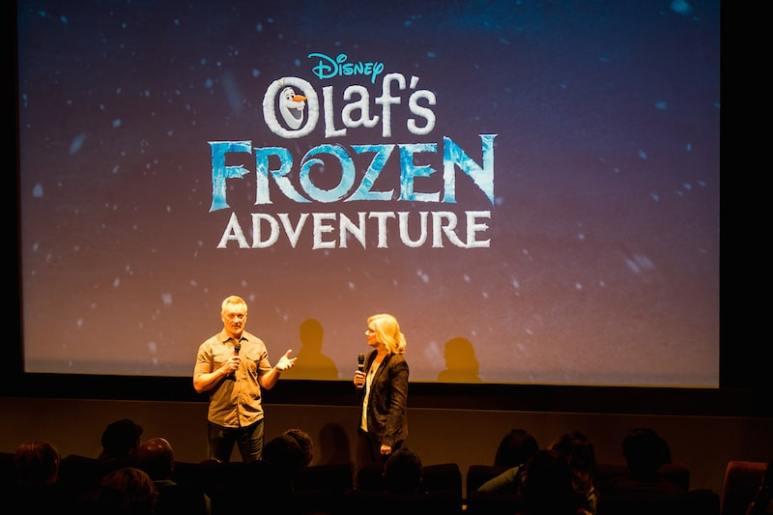 Olaf's Frozen Adventure directors