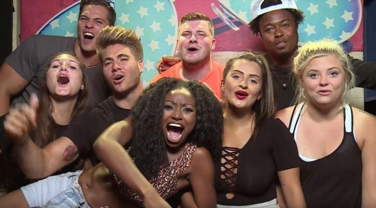 MTV Floribama Shore cast photo