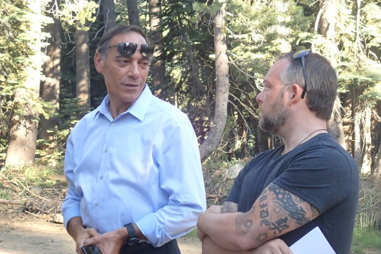 Homicide Detective Sal LaBarbera and Cold Case expert Ken Mains on The Hunt For The Zodiac Killer