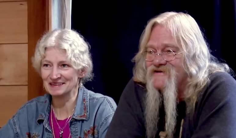 Billy and Ami Brown on Alaskan Bush People
