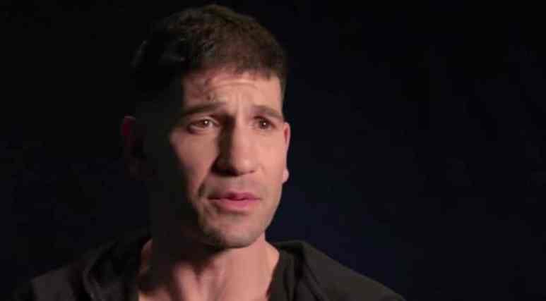 John Bernthal talks about his character in The Punisher