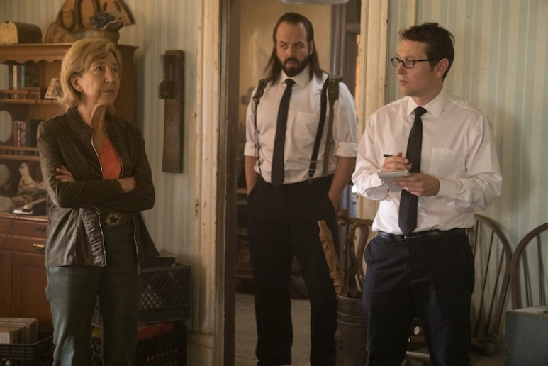 Elise, Specs and Tucker in Insidious: The Last Key
