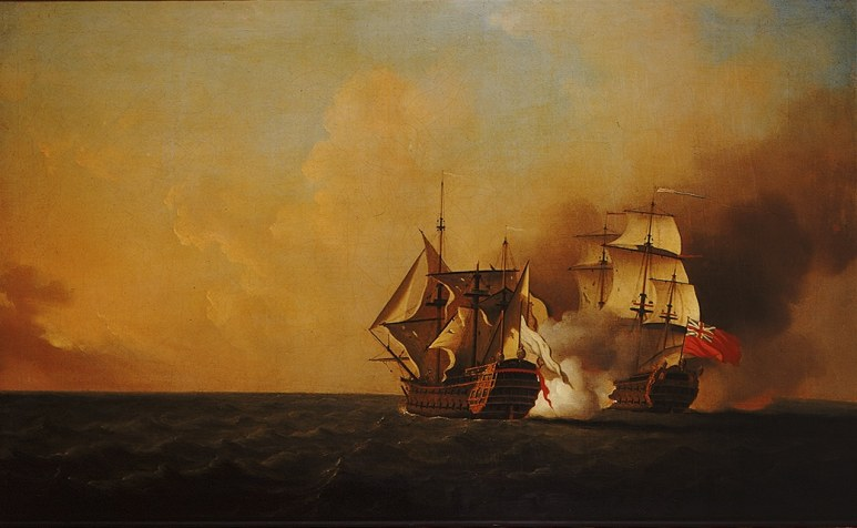 The Duc d'Anville expedition