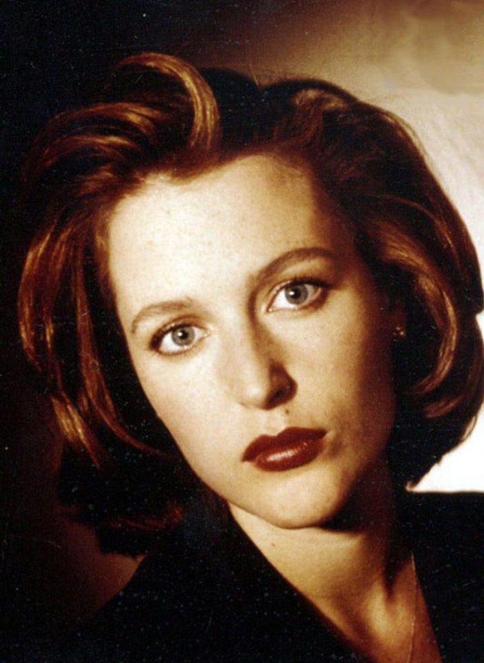 FBI Special Agent Dana Scully since 1993