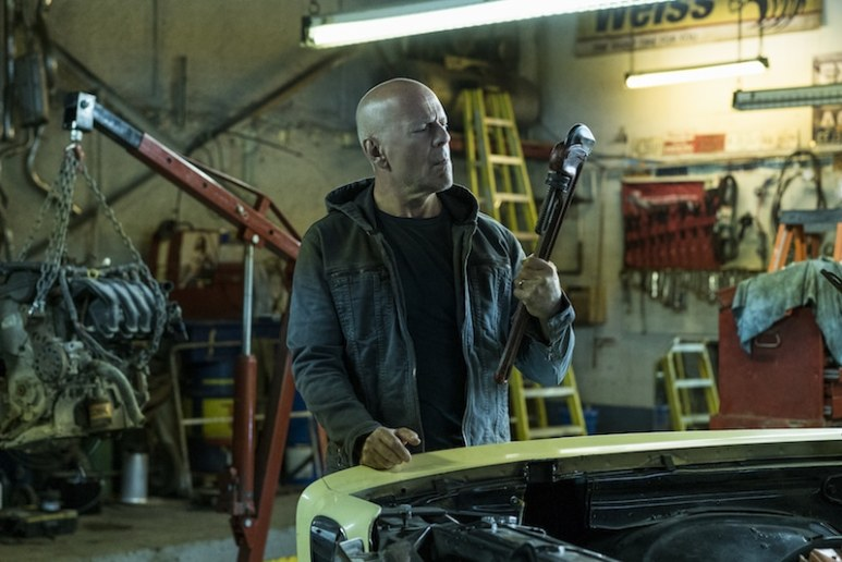 Death Wish - Bruce Willis