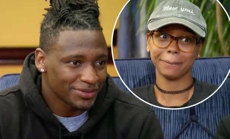 Jephte Pierre and Shawniece Jackson on Married at First Sight