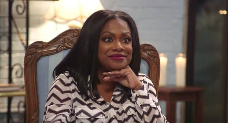 Kandi Burruss on The Real Housewives of Atlanta
