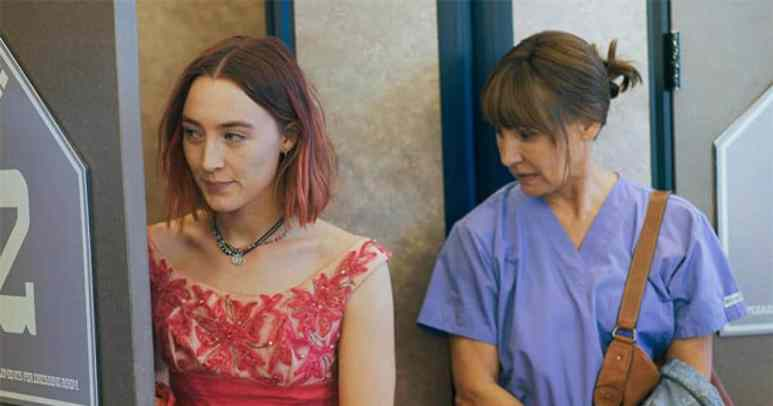 Saoirse Ronan, Laurie Metcalf