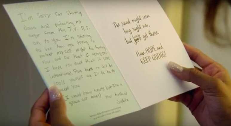 Jephte's letter