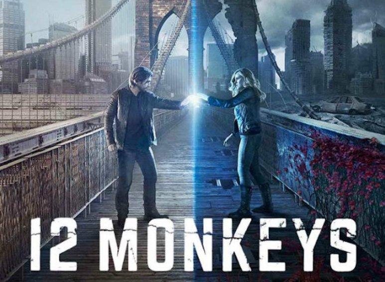 12 Monkeys artwork