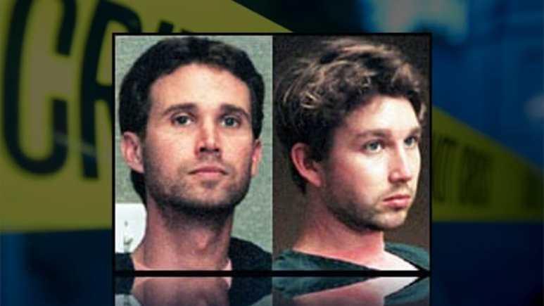 Benjamin Matthew Williams, 31, and his brother, James Tyler Williams, 29, a
