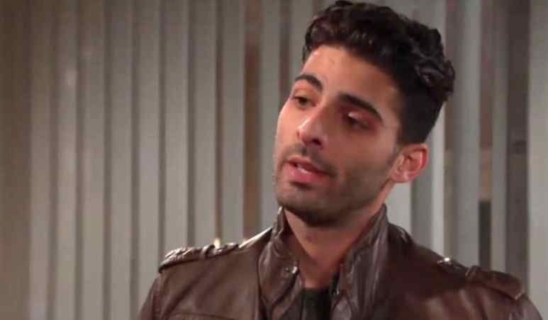 Arturo on The Young and the Restless