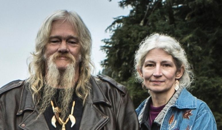 Billy and Ami from Alaskan Bush People
