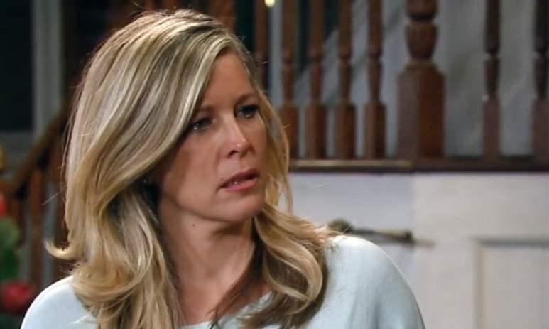 Carly on General Hospital