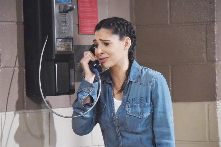 Gabi on Days of our Lives