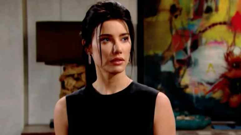 Steffy on The Bold and the Beautiful