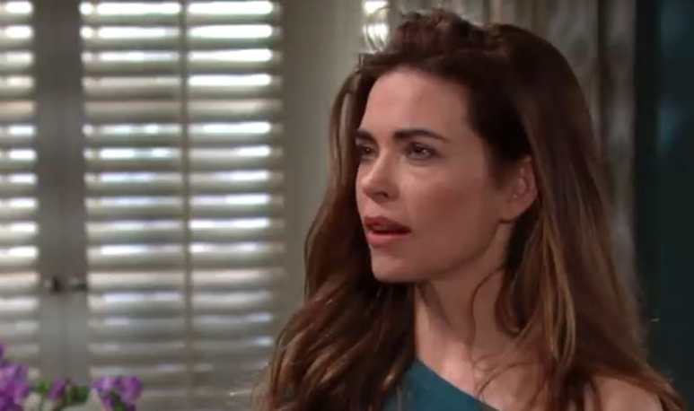 Victoria on The Young and the Restless