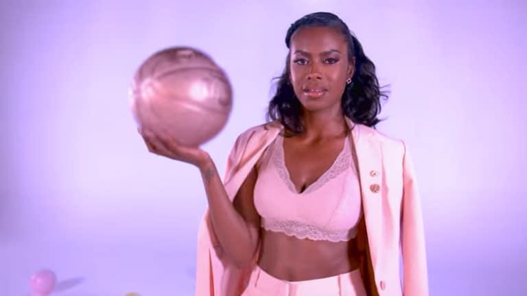 Kristen Scott on Basketball Wives Season 7