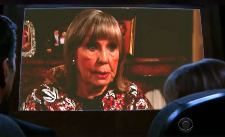 Dina on The Young and the Restless