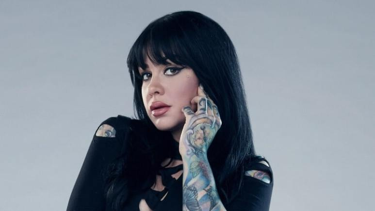 Nikki Simpson from Ink Master Angels