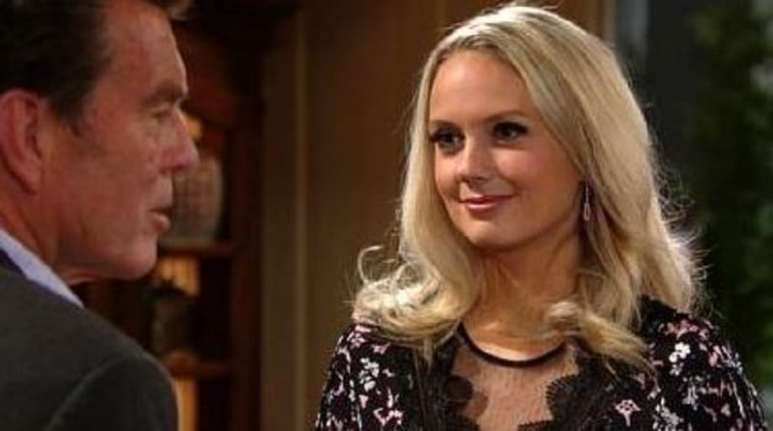 Abby and Jack on The Young and the Restless