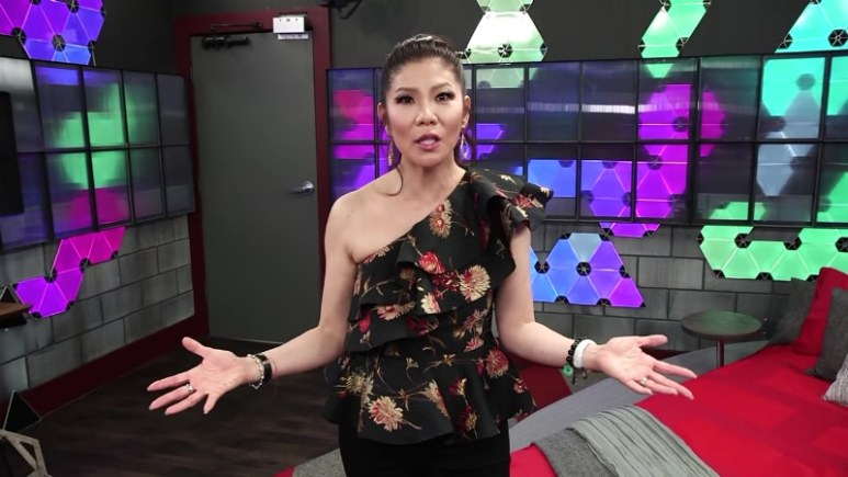 Big Brother 20 house tour by Julie Chen