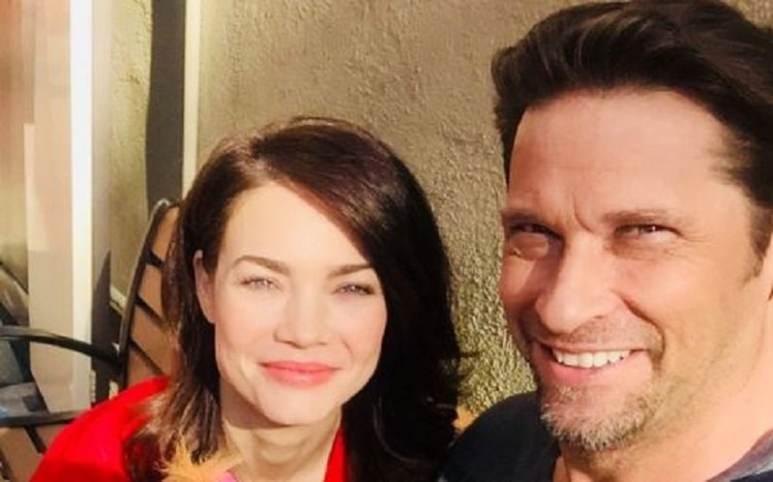 Liz and Franco from General Hospital