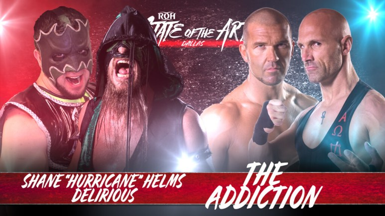 Ring of Honor Wrestling: Former WWE superstar to make ROH debut during tour of Texas