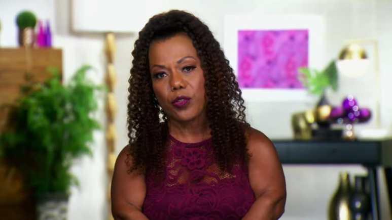 Tonya Banks of Little Women: LA in the confessional