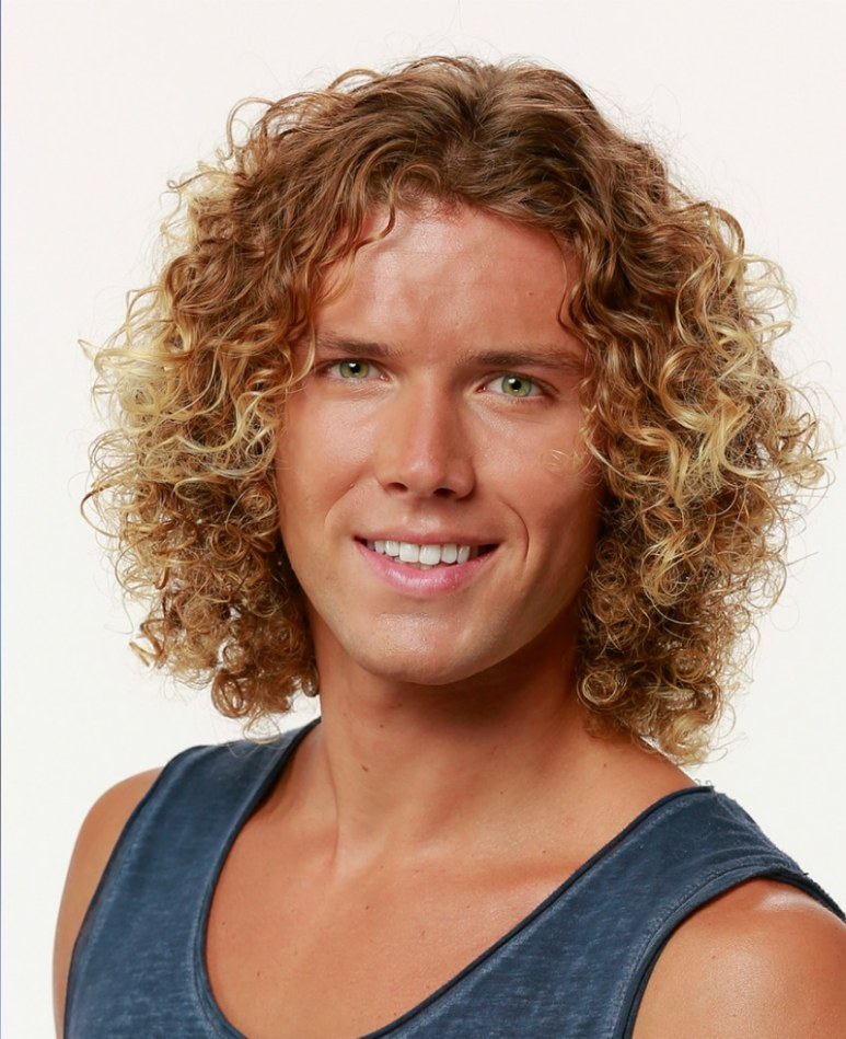 Tyler Crispen on Big Brother 20